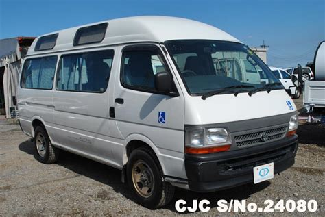 Used Toyota Hiace For Sale In Europe Used Toyota Hiace Buses For Sale