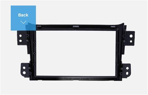 mrz frame 2008 suzuki splash auto radio blende stereo frame dash panel mount kit f 252 r