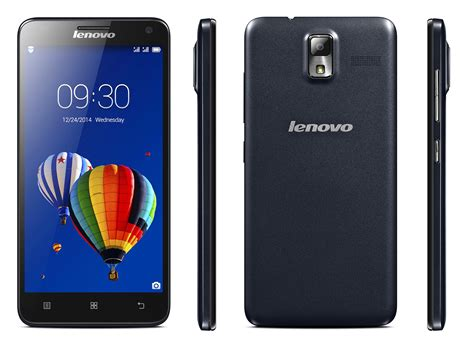 Lenovo S580 Lenovo Releases New S580 For Low End Market Talkandroid