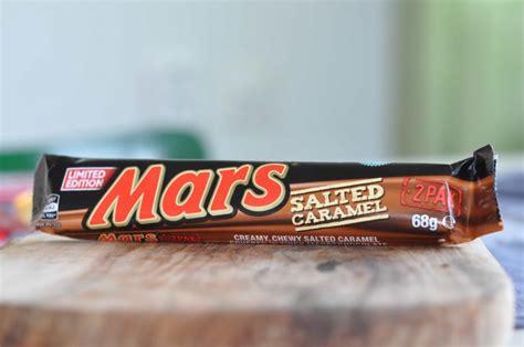 Mars Salted Caramel salted caramel recensioner sockerbiten