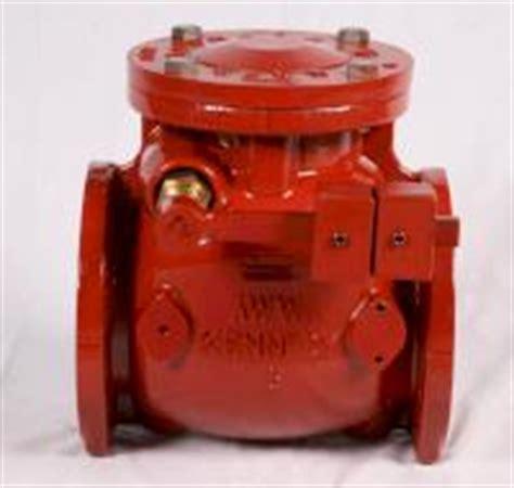 kennedy swing check valve check valves kennedy valve co