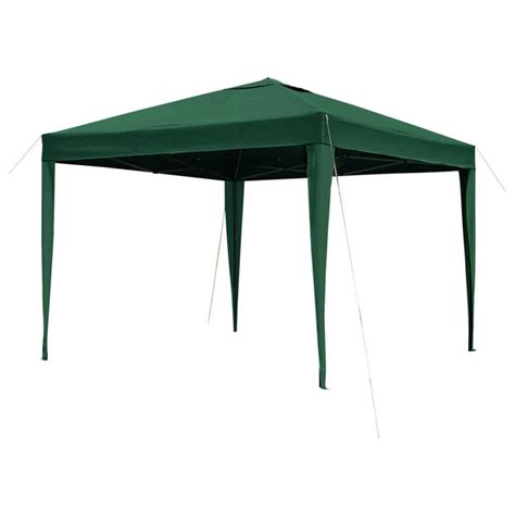 argos gazebos and garden awnings buy home extra large pop up square 3m x 3m garden gazebo