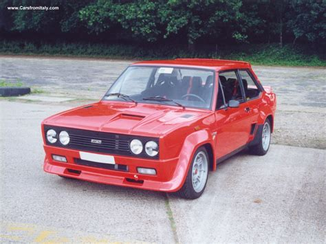 fiat 131 abarth for sale image 73