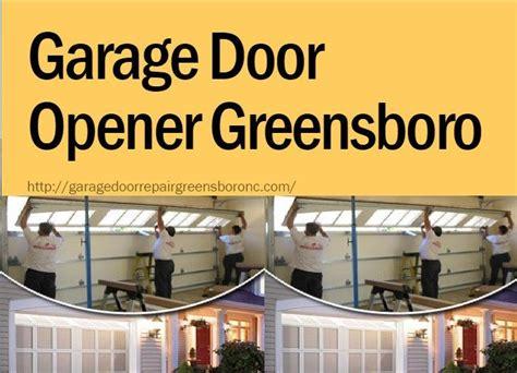 1000 Ideas About Garage Door Spring Repair On Pinterest Overhead Door Greensboro