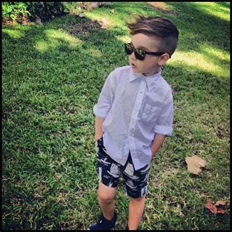 Little Boy Hipster Haircut | hipster little boy adorable aaden style pinterest
