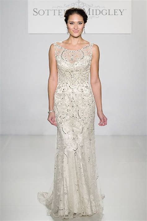 the 2014 trend 53 stunning beaded wedding dresses