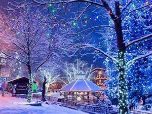 most beautiful small towns 10 most beautiful christmas small towns in america