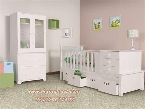 Ranjang Bayi jual set ranjang kamar bayi box bayi ukuran jumbo kamar set