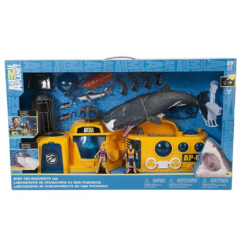 Jo In Striped Animal Sound Toys animal planet sea lab playset animal planet toys quot r