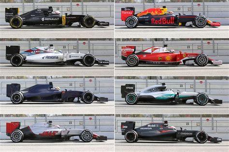 Formel 1 Auto Daten by Technische Daten Die Geheimen Abmessungen Der F1 Autos