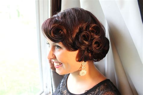 Wedding Hair Classic Updos by Vintage Updo Wedding Updo Updo Wedding Hair