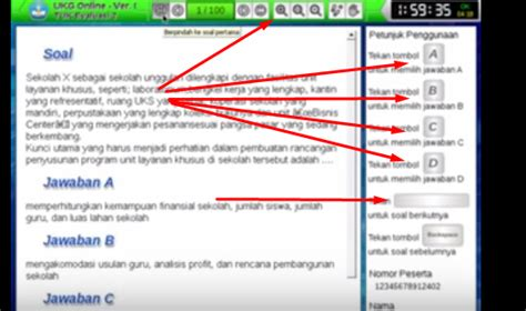 tutorial ukg online 2014 tutorial video uji kompetensi guru online data sekolah