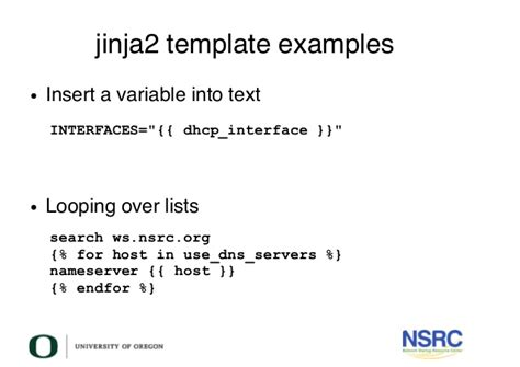 jinja2 templates configuration management in ansible