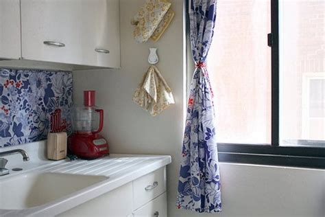 15 ideas for removable diy kitchen backsplashes renters