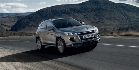 peugeot suv peugeot 4008 car showroom suv test drive today