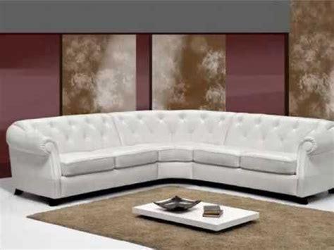 canapé cuir design luxe canap 233 d angle chesterfield king 100 cuir italien au