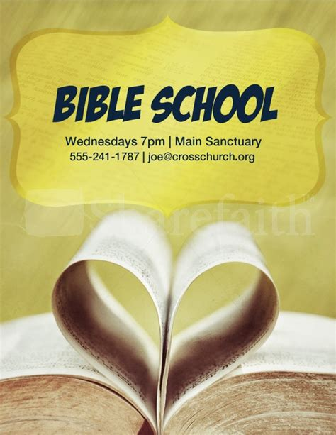 bible study flyer template free bible study flyer template free bible school flyer templates template flyer templates