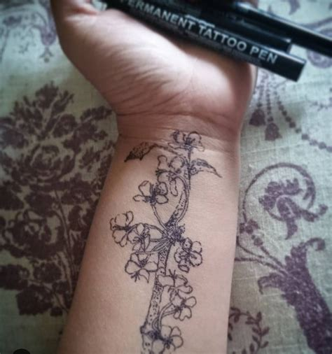 semi permanent tattoo pen nz 1000 ideas about semi permanent tattoo on pinterest