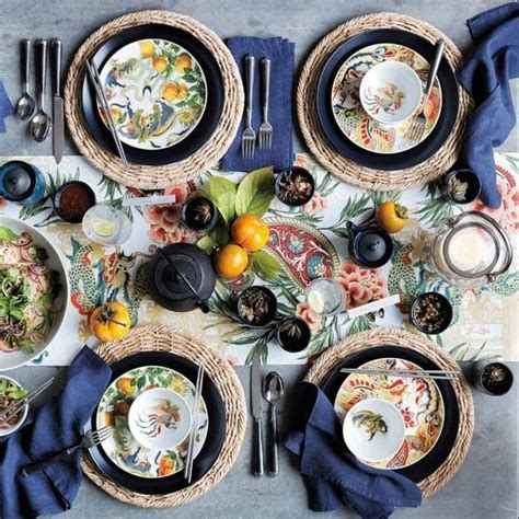 Williams Sonoma New Moon Collection   Set the Table