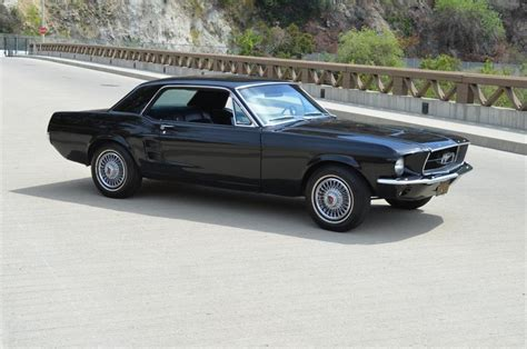 ford mustang 1967 2d hardtop 289 3 sp automatic 4 7l carb burnt in melbourne vic 1967 ford mustang 2 door hardtop 177223