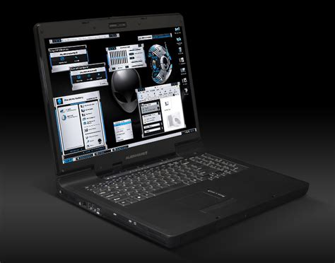 Laptop Alienware Area 51 alienware area 51 m9750 notebookcheck org