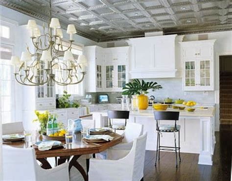 Tin Kitchen Ceiling by Tin Ceilings Bob S Blogs