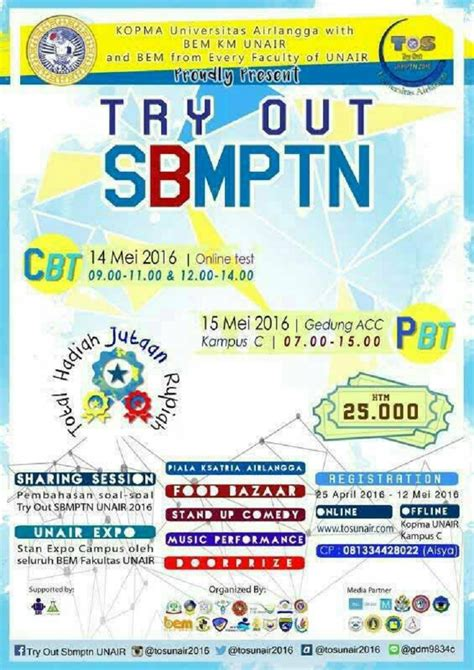 Tries Out by Try Out Sbmptn Unair News
