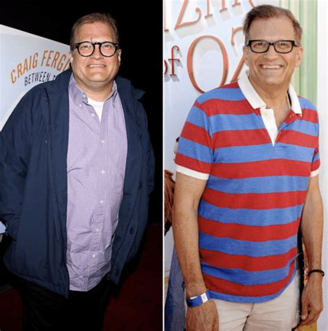is drew carey gaining weight again the most extreme celebrity weight loss success stories