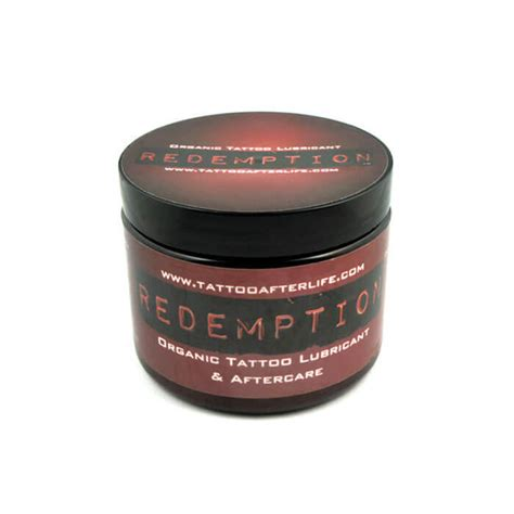 redemption tattoo aftercare redemption aftercare 1oz go removal