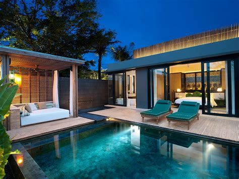one bedroom villa in bali w retreat spa bali perfect hotel for party people