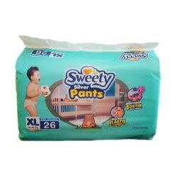 Sweety Pantz Gold 22 jual popok perlengkapan bayi harga murah di jakarta