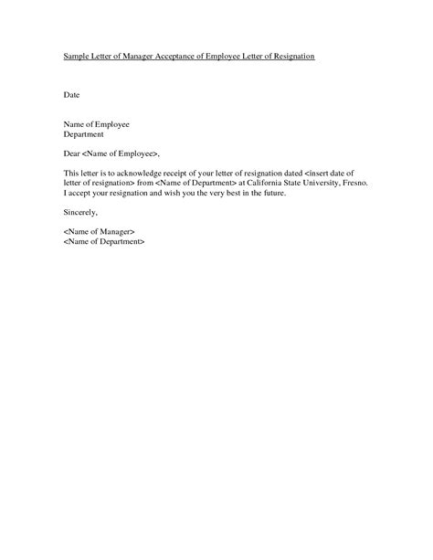 Employee Resign Letter by Best Photos Of Resignation Letter To Employer Employee