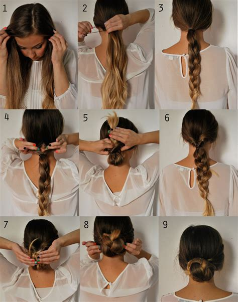 hairstyles for lazy cute lazy day hairstyles