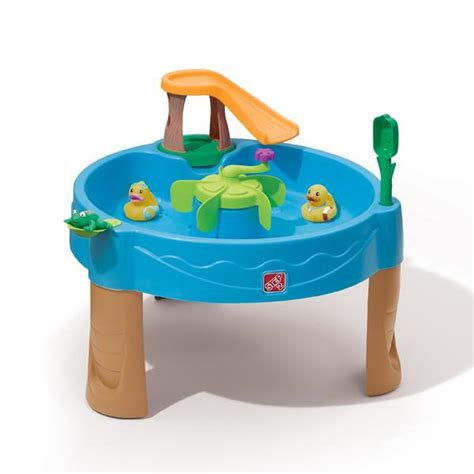 step2 duck pond water table kohls kids duck pond water table make water play fun