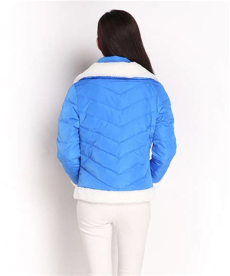 Jaket Jaket Wanita Jaket Darkblue jaket musim dingin korea blue padded jacket jyw873blue coat korea