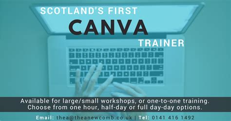 canva training canva training courses coming up book now