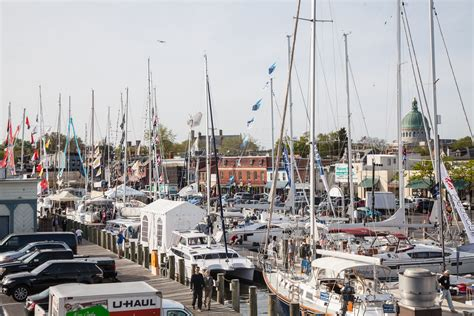 annapolis sailboat show annapolis spring sailboat show april wegoplaces