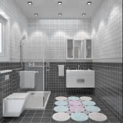 modele de salle de bain de d 233 coration murale de la