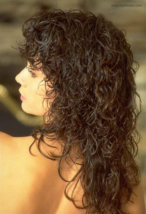 gypsy style hairstyles hairdo with a body wave for a gypsy effect