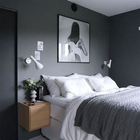 gray and white bedrooms best 25 grey bedroom walls ideas on pinterest