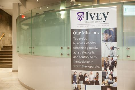 Ivey Health Sector Mba by Ivey Executive Mba Facilities And Location