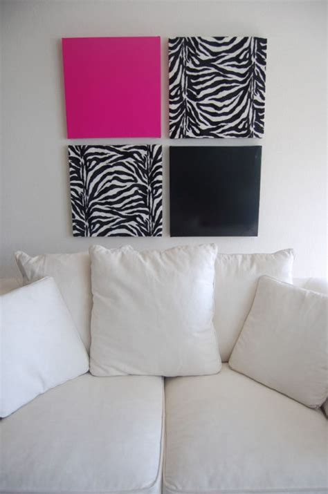 Diy Zebra Print Bedroom Decor zebra print wall decor for modern homes