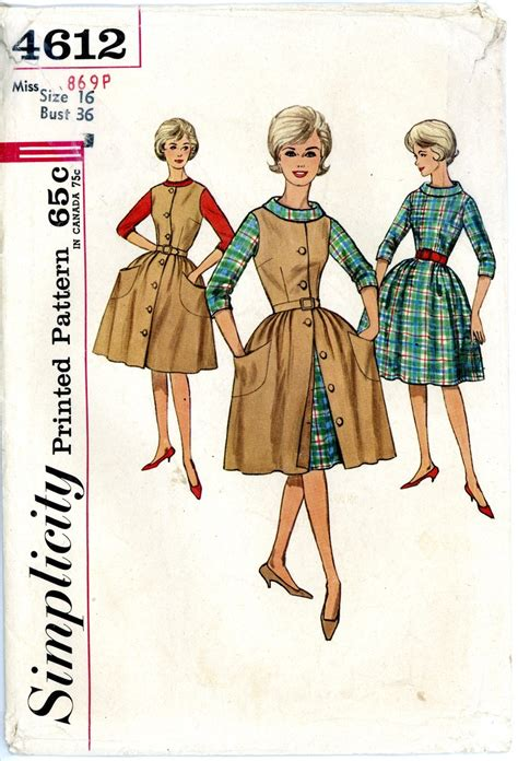 pattern dress tight a vintage 1960s pattern dress with tight bodice and full