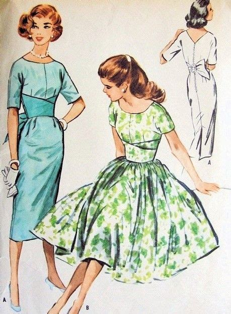 25 best ideas about vintage sewing patterns on