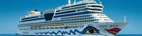 anzahl passagiere aida prima kategorien und kabinen des schiffs aidamar aida