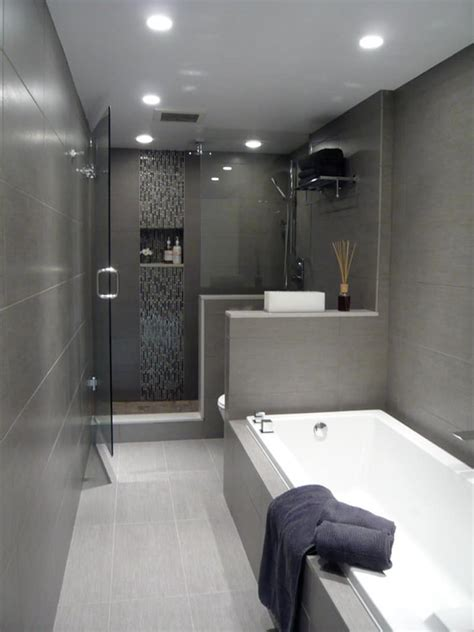 small gray bathroom ideas 25 gray and white small bathroom ideas