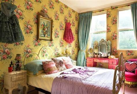 Deco Papier Peint Chambre Adulte by La Chambre Vintage 60 Id 233 Es D 233 Co Tr 232 S Cr 233 Atives