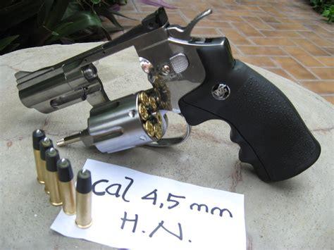 Selongsong Mimis airgun murah revolver mimis pellet cal 4 5mm gudang