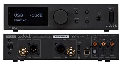 Audiolab M Dac audiolab m dac black