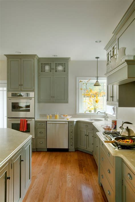Stylish Corner Sink Cabinet Ideas for A Space Saving